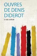 Ouvres De Denis Diderot