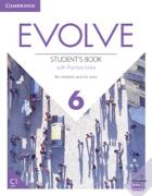 Evolve Level 6 Student's Book with Practice Extra