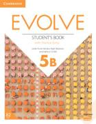 Evolve Level 5B Student's Book with Practice Extra