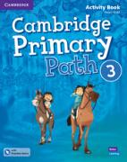 Cambridge Primary Path Level 3 Activity Book with Practice Extra American English