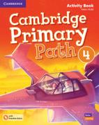 Cambridge Primary Path Level 4 Activity Book with Practice Extra American English