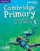 Cambridge Primary Path Level 5 Activity Book with Practice Extra American English