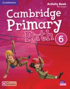 Cambridge Primary Path Level 6 Activity Book with Practice Extra American English