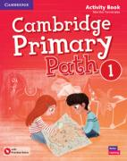 Cambridge Primary Path Level 1 Activity Book with Practice Extra American English