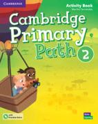 Cambridge Primary Path Level 2 Activity Book with Practice Extra American English