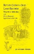 Butler County, Ohio, Land Records, Volume 2