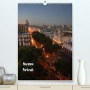 Havanna Portrait(Premium, hochwertiger DIN A2 Wandkalender 2020, Kunstdruck in Hochglanz)