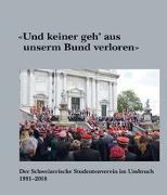 """""""Und keiner geh' aus unserm Bund verloren"""""""