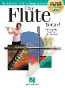 Play Flute Today! Beginner's Pack: Level 1 & 2 Method Book with Audio & Video Access