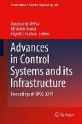Advances in Control Systems and Its Infrastructure: Proceedings of Icpcci 2019