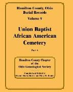 Hamilton County, Ohio, Burial Records Volume 9 part a