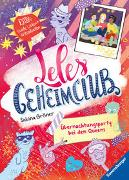 Leles Geheimclub, Band 2: Übernachtungsparty bei den Queens