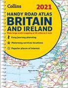2021 Collins Handy Road Atlas Britain and Ireland