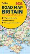 2021 Collins Road Map Britain
