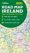 2021 Collins Road Map Ireland