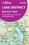 Lake District Pocket Map
