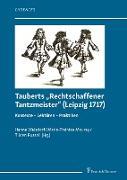 "Tauberts ""Rechtschaffener Tantzmeister"" (Leipzig 1717)"