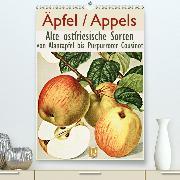 Äpfel/Appels. Alte ostfriesische Sorten (Premium-Kalender 2020 DIN A2 hoch)