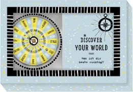 Schachtelspiel - Discover your world