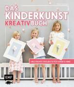 Das Kinderkunst-Kreativbuch