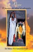 Puja-El proceso del ritual de Adoracin