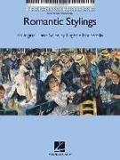 Romantic Stylings: The Eugenie Rocherolle Series Intermediate Piano Solos
