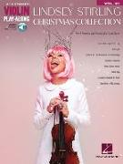 Lindsey Stirling - Christmas Collection: Violin Play-Along Volume 81
