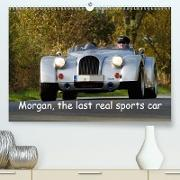 Morgan, the last real sports car(Premium, hochwertiger DIN A2 Wandkalender 2020, Kunstdruck in Hochglanz)