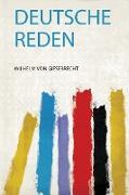 Deutsche Reden