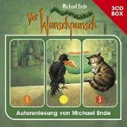 Der Wunschpunsch - 3-CD Hörspielbox