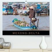 Mekong-Delta(Premium, hochwertiger DIN A2 Wandkalender 2020, Kunstdruck in Hochglanz)