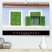 Siebenbürgen - Die malerischsten Bauernhäuser(Premium, hochwertiger DIN A2 Wandkalender 2020, Kunstdruck in Hochglanz)