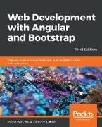 Web Development with Angular and Bootstrap