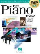 Play Piano Today! All-In-One Beginner's Pack: Includes Book 1, Book 2, Audio & Video