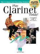 Play Clarinet Today! Beginner's Pack: Method Books 1 & 2 Plus Online Audio & Video
