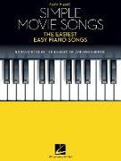 Simple Movie Songs: The Easiest Easy Piano Songs