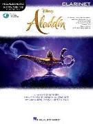 Aladdin: Instrumental Play-Along Series for Clarinet