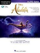 Aladdin: Instrumental Play-Along for Alto Sax
