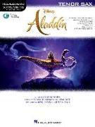 Aladdin: Instrumental Play-Along Series for Tenor Sax
