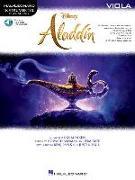 Aladdin: Instrumental Play-Along Series for Viola