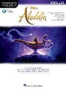 Aladdin: Instrumental Play-Along Series for Cello