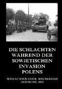 Die Schlachten während der sowjetischen Invasion Polens