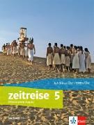 Zeitreise 5. Schülerbuch Klasse 5. Ausgabe Oberschule Sachsen ab 2020
