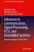 Advances in Communication, Signal Processing, Vlsi, and Embedded Systems: Select Proceedings of Vspice 2019