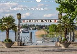 Impressionen aus KreuzlingenCH-Version (Wandkalender 2020 DIN A4 quer)
