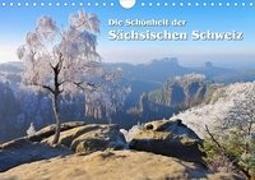 Die Schönheit der Sächsischen Schweiz (Wandkalender 2020 DIN A4 quer)