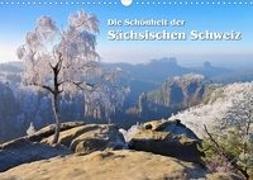 Die Schönheit der Sächsischen Schweiz (Wandkalender 2020 DIN A3 quer)