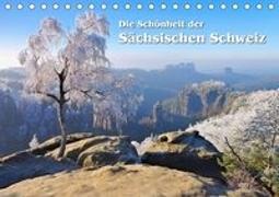 Die Schönheit der Sächsischen Schweiz (Tischkalender 2020 DIN A5 quer)