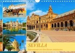 Sevilla - Impressionen aus dem Herzen Andalusiens (Wandkalender 2020 DIN A4 quer)