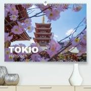 Tokio Kalender mit historischen Tempeln und Schreinen(Premium, hochwertiger DIN A2 Wandkalender 2020, Kunstdruck in Hochglanz)